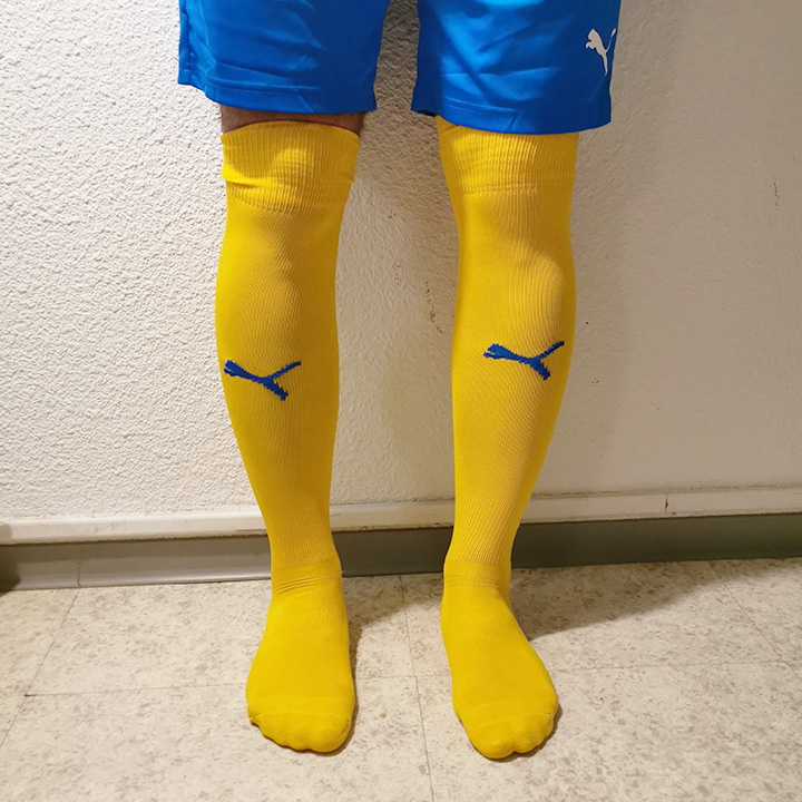 chaussettes de match AS valerguoise 2020