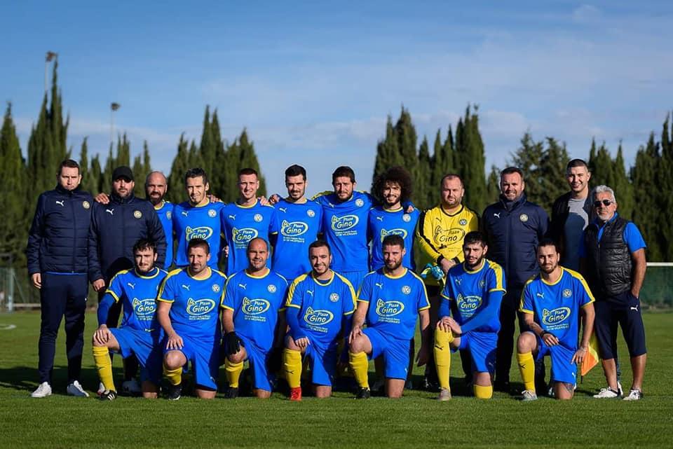 équipe des séniors de football de l'As valerguoise